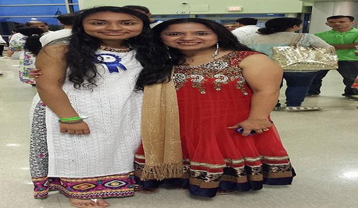 Chandni with Hidden Gems President Anandi