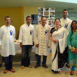 SIF Volunteers with Archana Joglekar